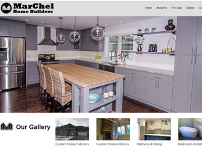 Marchel Home Builders project